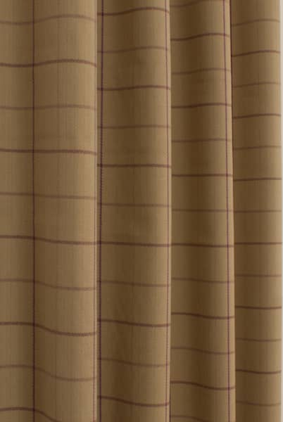 Brodie Thistle Curtain Fabric