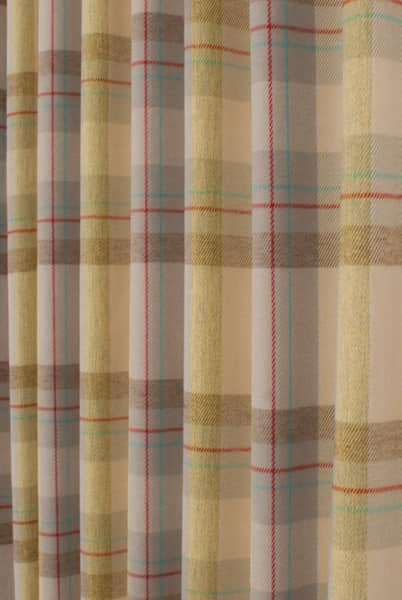 Cairngorm Moss Curtain Fabric