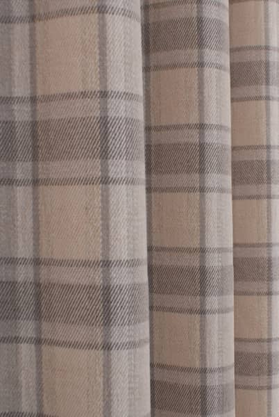 Shetland Pebble Curtain Fabric