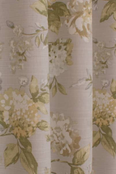 Bowland Willow Curtain Fabric