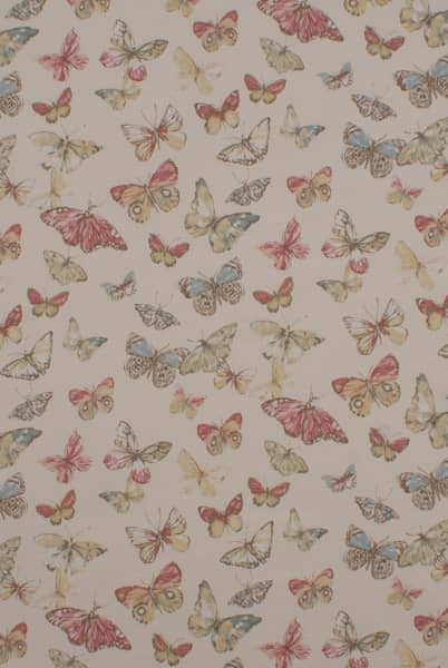 Briarfield Blossom Curtain Fabric