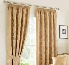 cream gold curtain navy blue pattern patterned geometric image curtains and brown full for