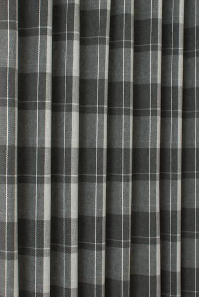 Fellcroft Charcoal Curtain Fabric