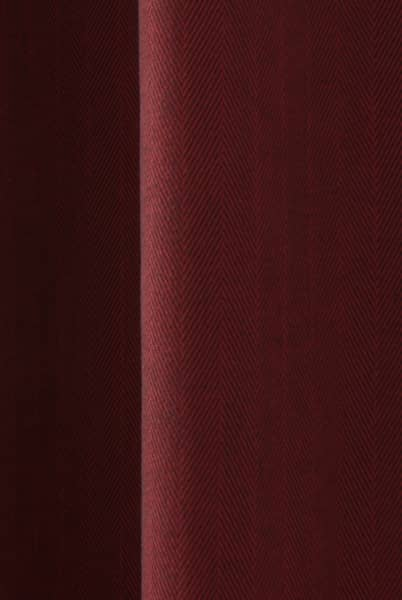 Howie Cranberry Roman Blinds