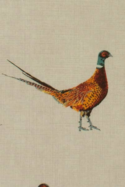 Pheasant Gold Made to Measure Curtains