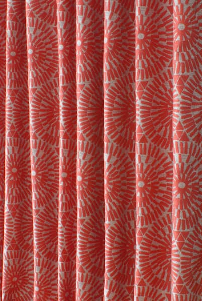 Leon Coral - Made to Measure Curtains