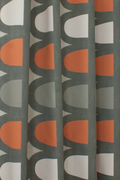 Docklands Mango Roman Blinds
