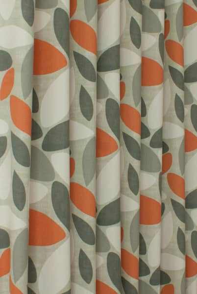 Pimlico Mango Curtain Fabric