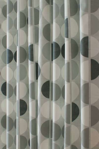 Shoreditch Pebble Curtain Fabric