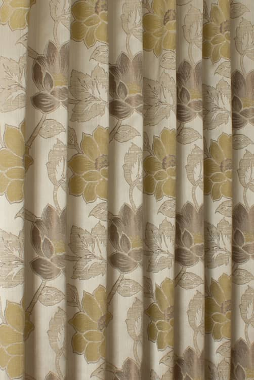 Lorton Pistachio Curtain Fabric