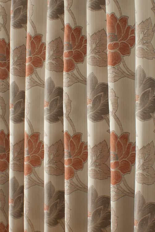 Lorton Terracotta Roman Blinds