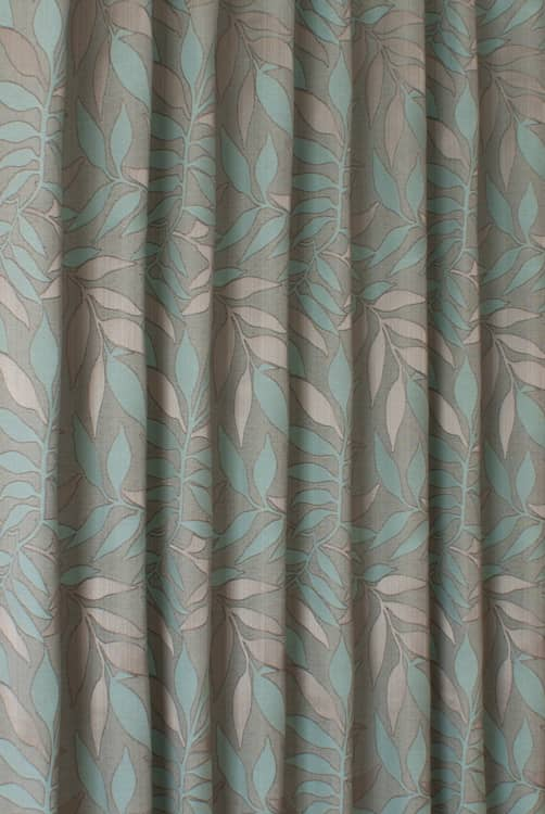 Grasmere Azure Made to Measure Curtains