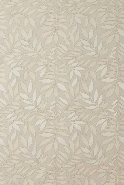 Grasmere Silver Curtain Fabric