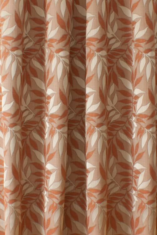 Grasmere Terracotta Made to Measure Curtains
