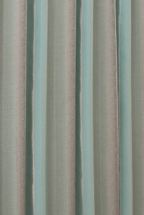 Bampton Azure Made to Measure Curtains