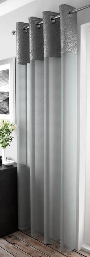 Madeira Silver Voiles & Voile Panels