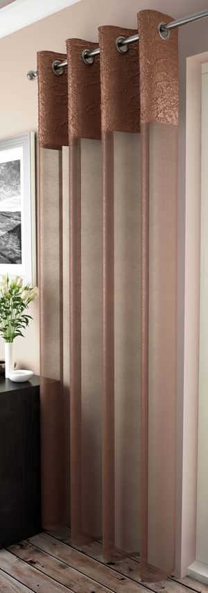 Madeira Copper Voiles & Voile Panels