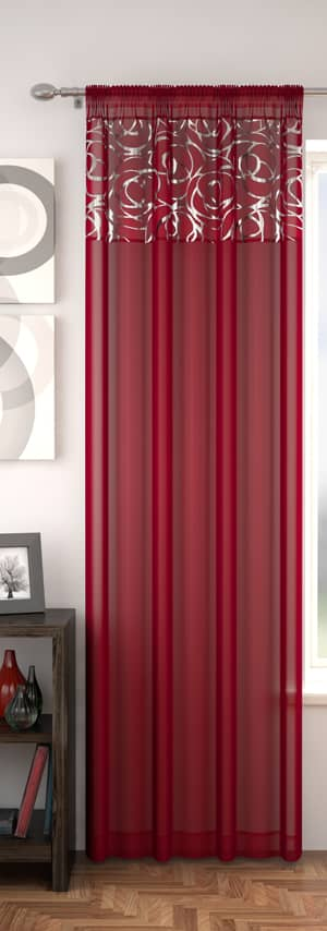Arran Red Voiles & Voile Panels