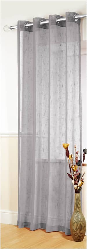 Boston Silver Voiles & Voile Panels