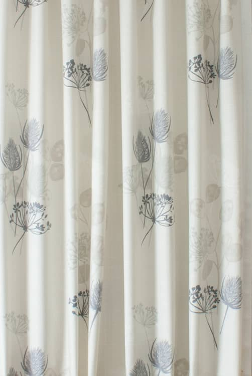 Teasel Ash Made to Measure Curtains