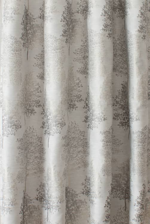Oak Natural Curtain Fabric