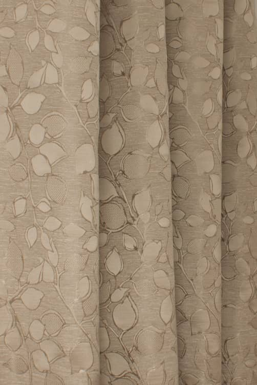 Postiano Linen Curtain Fabric