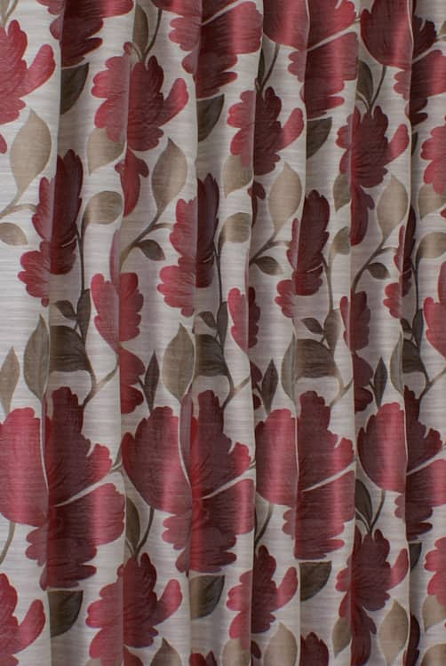 Capri Chintz Roman Blinds