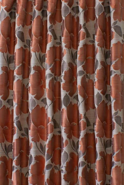 Capri Russett Made to Measure Curtains