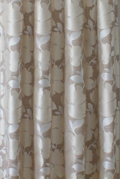 Capri Taupe Made to Measure Curtains