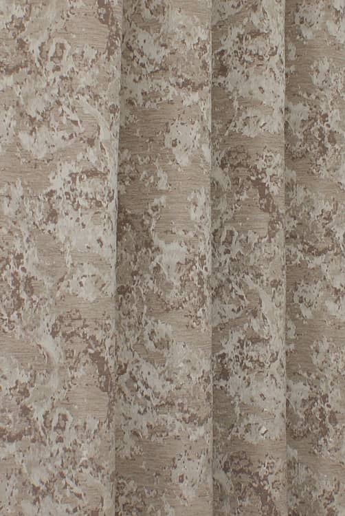 Amalfi Russett Curtain Fabric