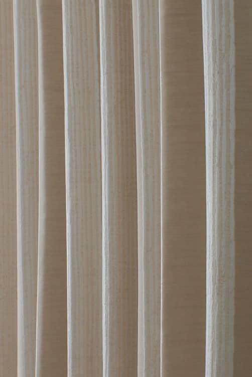 Napoli Oyster Roman Blinds