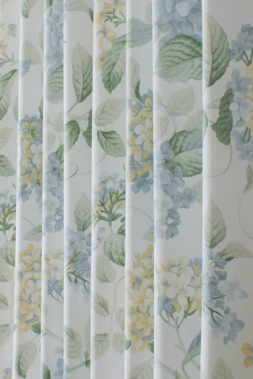Highgrove Forget Me Not Roman Blinds