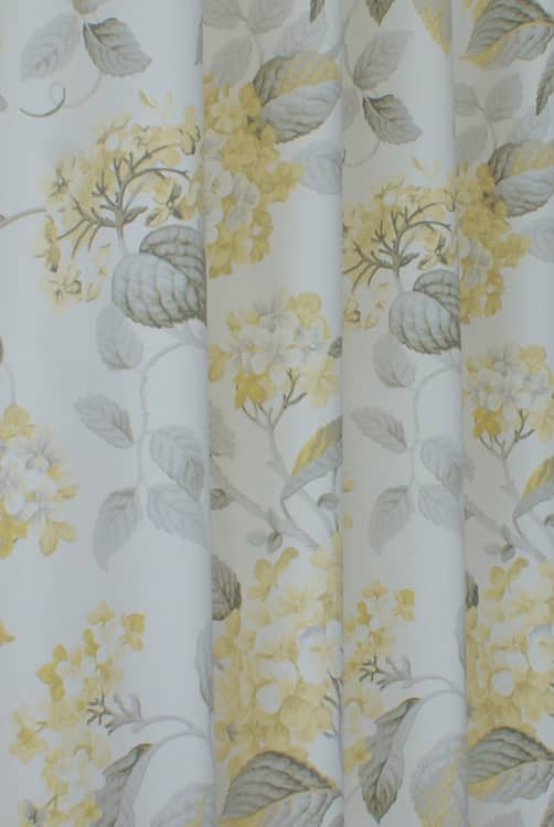 Highgrove Lemon Made to Measure Curtains