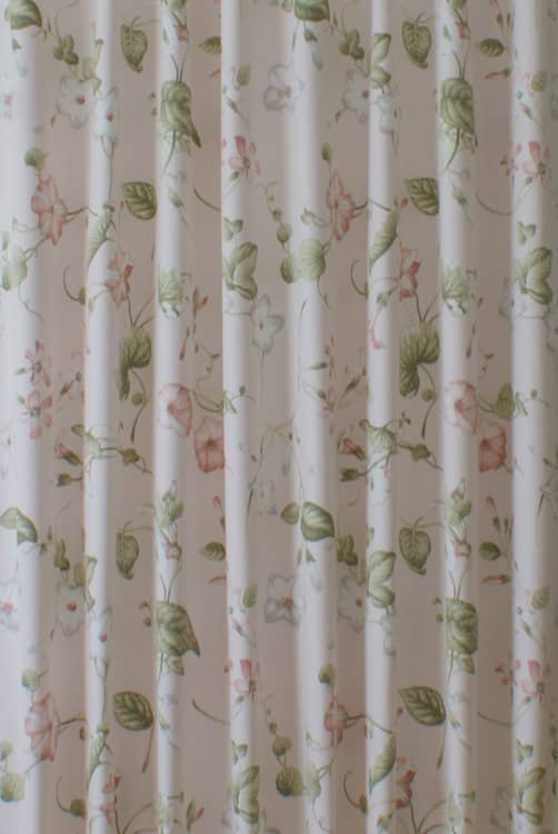 Henley Rose Curtain Fabric