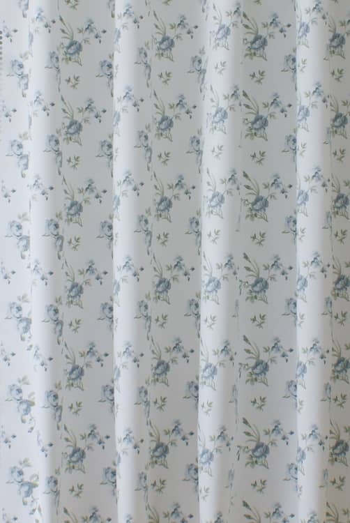 Clarence Forget Me Not Curtain Fabric