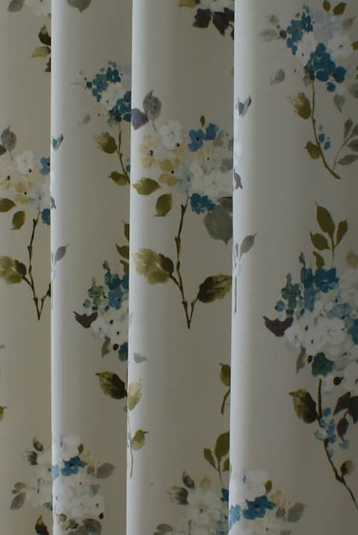 Merewood Bluebell Roman Blinds