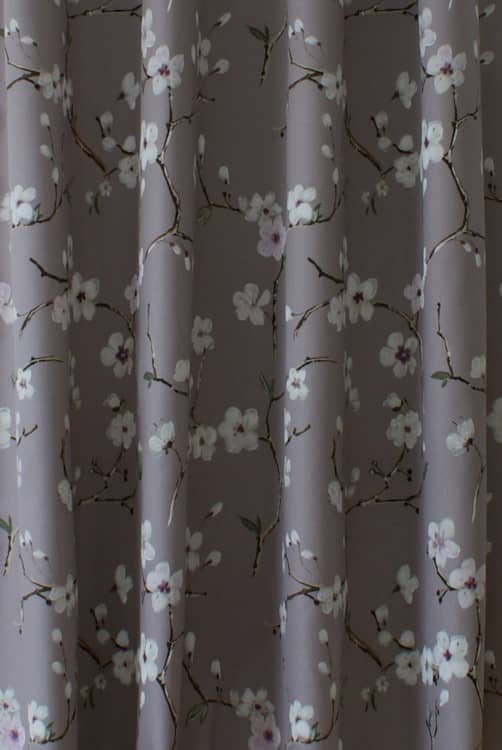 Emi Heather Made to Measure Curtains