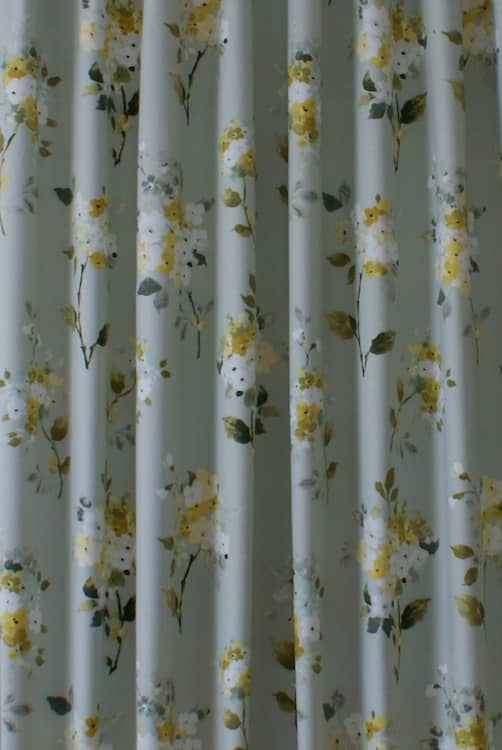 Merewood Eau De Nil Made to Measure Curtains