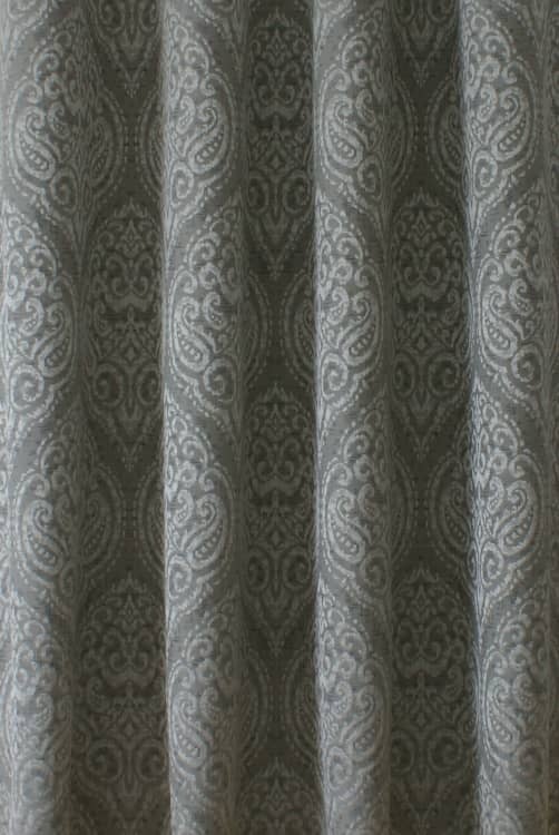 Emotion Sterling Curtain Fabric