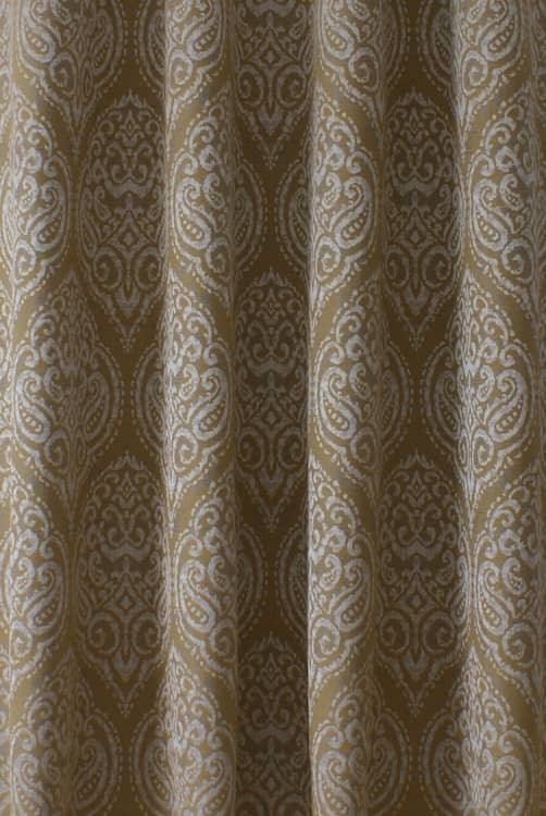Emotion Ochre Made to Measure Curtains