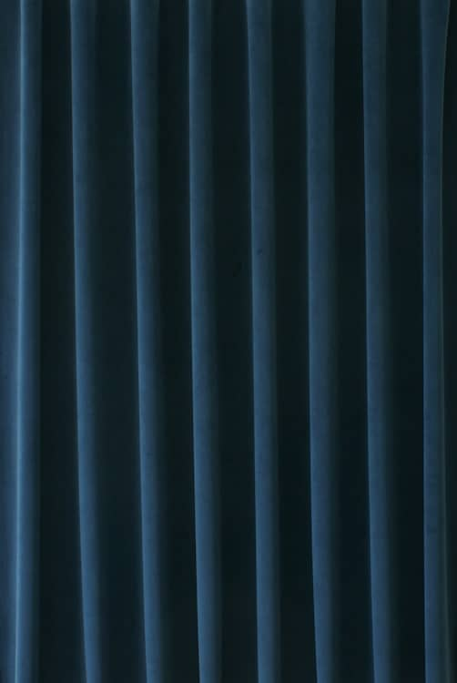 Alaska Velvet Navy Made to Measure Curtains