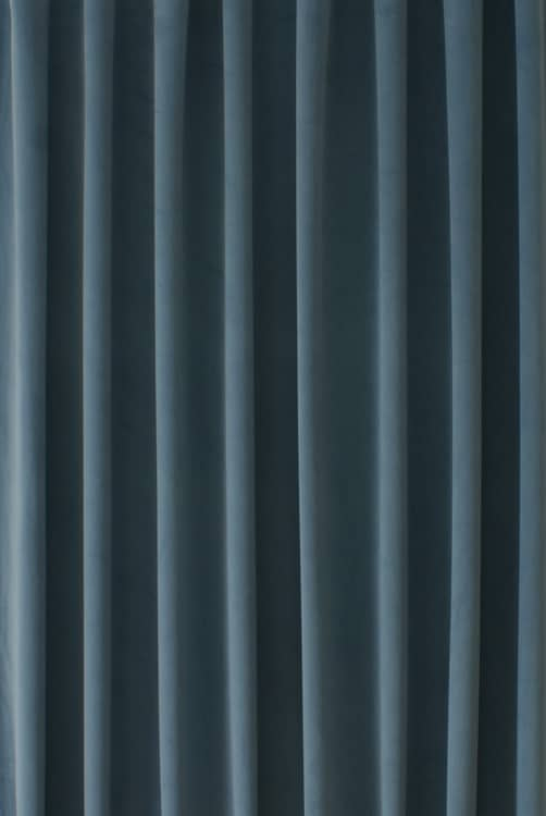 Alaska Velvet Powder Blue Made to Measure Curtains