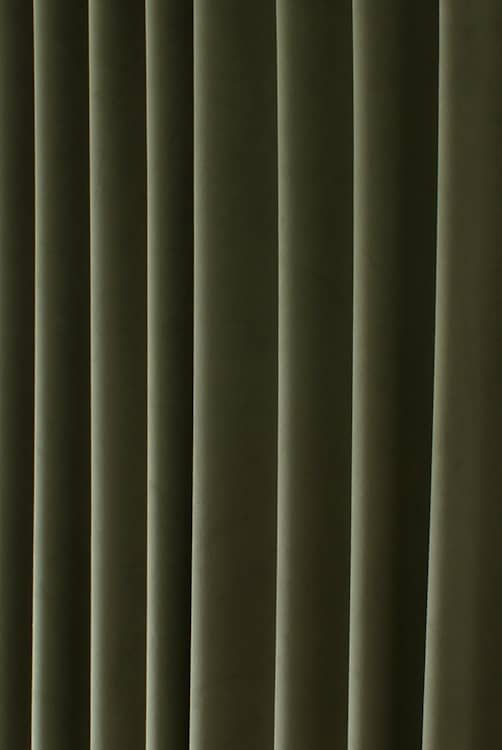 Alaska Velvet Fern Made to Measure Curtains