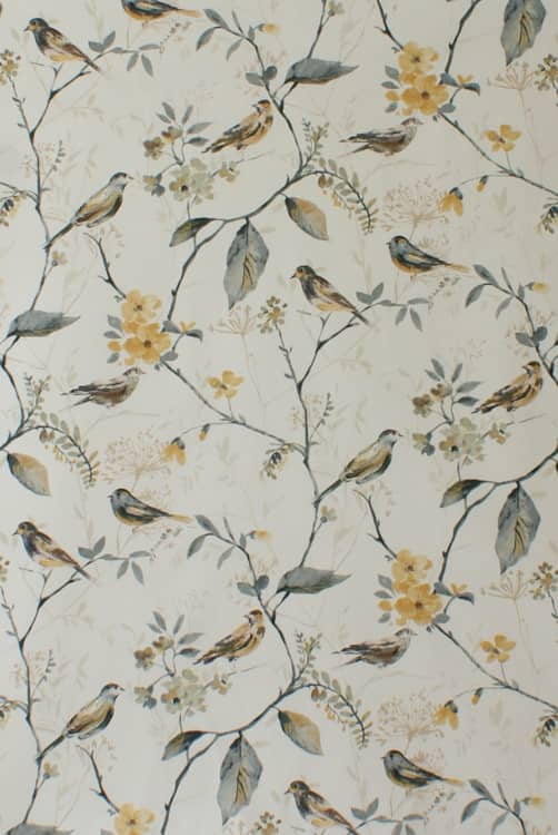 Birdsong Shadow Made to Measure Curtains