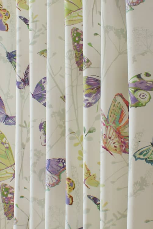 Admiral Wisteria Made to Measure Curtains