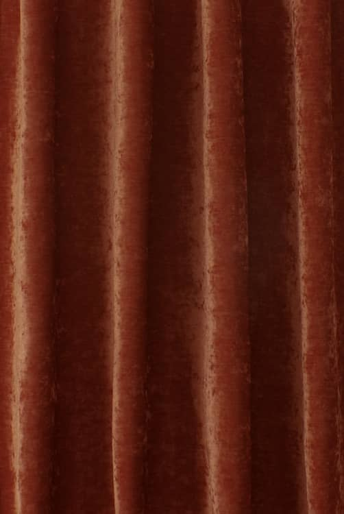 Luxor Terracotta Made to Measure Curtains