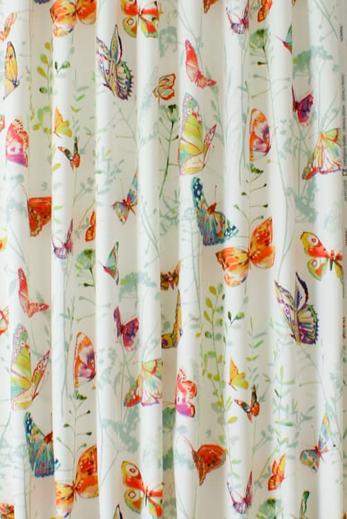 Admiral Spring Curtain Fabric