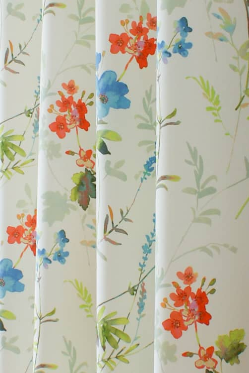 Tuileries Spring Made to Measure Curtains