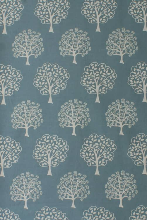 Elveden Duck Egg Roman Blinds