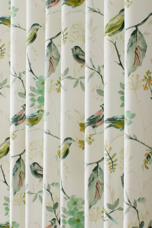 Birdsong Willow Made to Measure Curtains